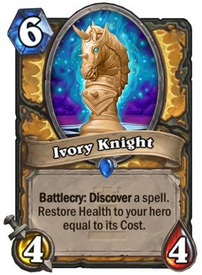 Karazhan Ivory Knight