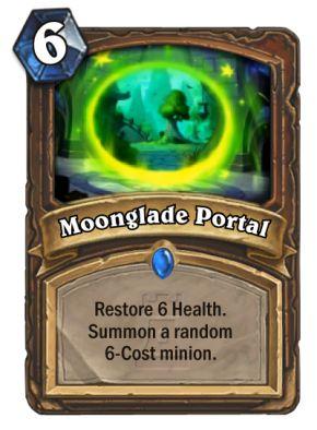 Karazhan Moonglade Portal