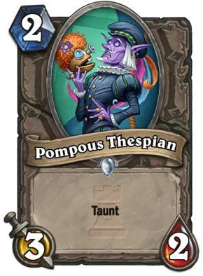 Karazhan Pompous Thespian