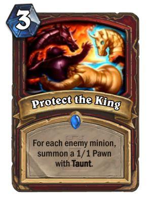Karazhan Protect the King