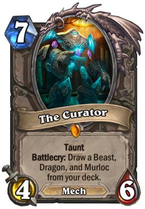 Karazhan The Curator