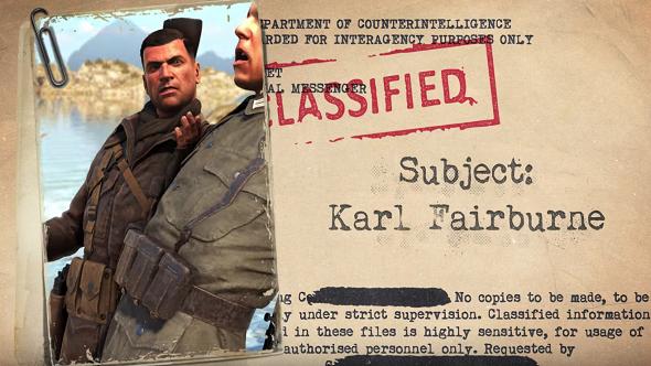 Karl Fairburne