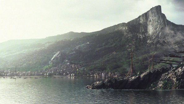 Dishonored 2 waves goodbye to Dunwall - welcome to Karnaca