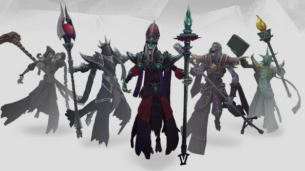 Sonuvalich: League of Legend's Karthus gets a makeover