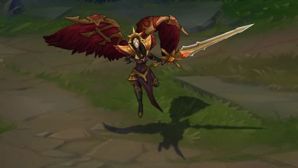 Iron Inquisitor Kayle