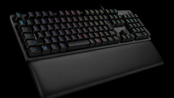 Fully customisable and feature-packed: the G513 is the ultimate gaming keyboard