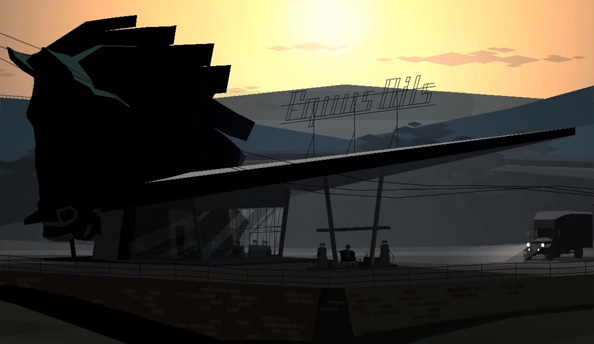Kentucky Route Zero is a magical realist adventure game for one