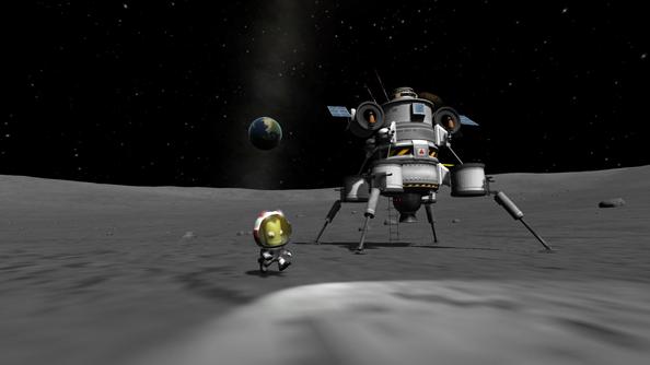 kerbal space program beta update