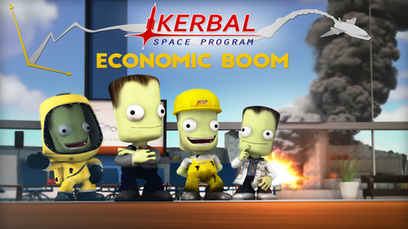 Kerbal Space Program 0.25 Economic Boom