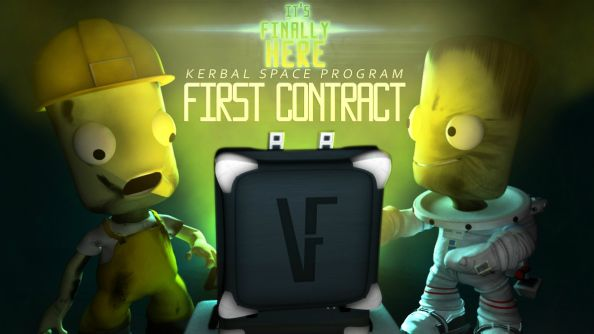 Kerbal Space Program: First Contract update now launched ...