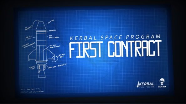 Kerbal Space Program adds contracts as part of First Contract patch