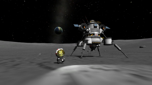 Kerbal Space Program launch of launches will see it reach 1.0 on April 27th