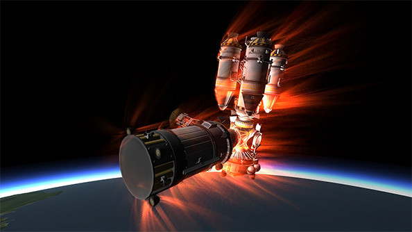 kerbal space program re entry - photo #40