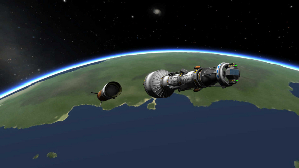 Sandbox games Kerbal Space Program