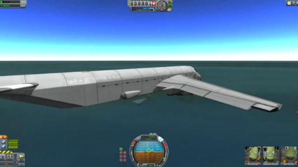 Kerbal Space Program update 1.0.5 brings water landing ...