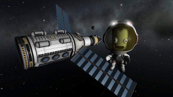 Kerbal Space Program Squad