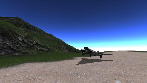 Kerbal Space Program aerodynamics update