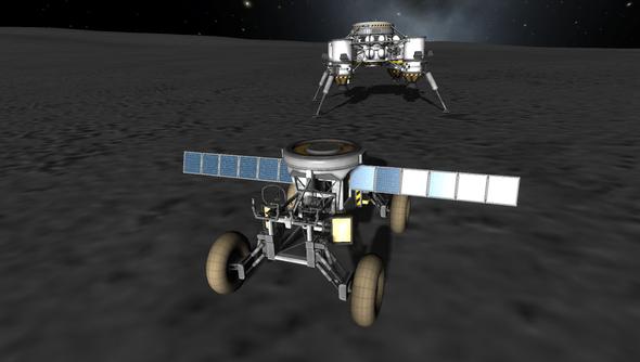 kerbal space program kerbalos squad
