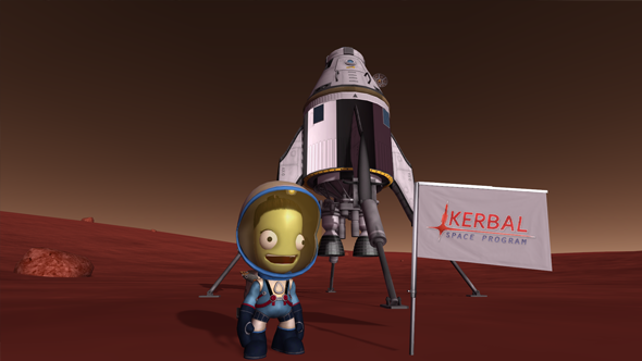 kerbal space program making history pc review
