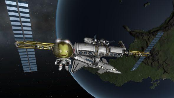Kerbal Space Program Update 1.2