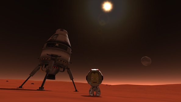 The five best Kerbal Space Program mods
