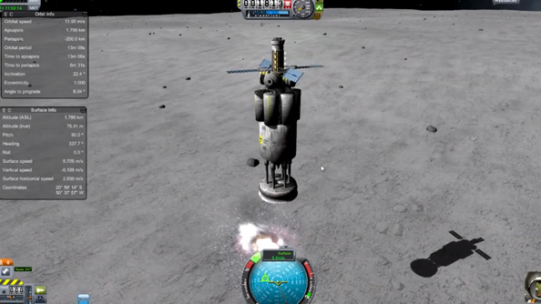 kerbal space program nuclear bomb - photo #4