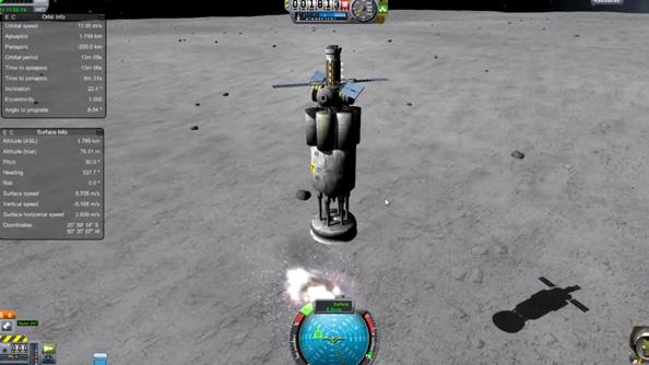 kerbal space program nuclear bomb - photo #4