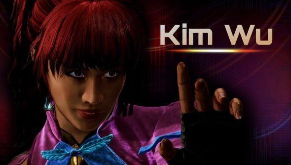 Killer Instinct Kim Wu