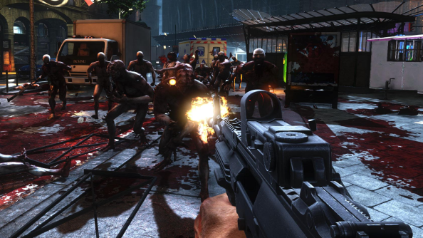 Killing Floor 2 preview Alan Wilson Tripwire
