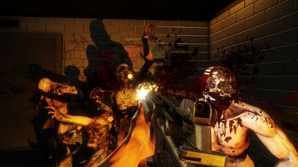 Painting Paris red with Killing Floor 2's M.E.A.T. system