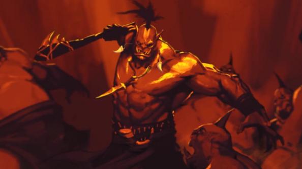 Warlords of Draenor Kilrogg