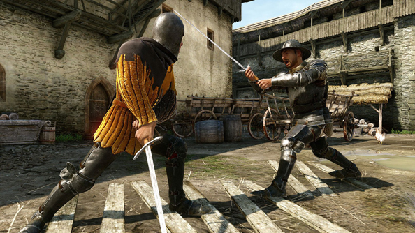 Kingdom Come: Deliverance.