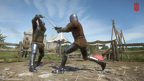 Stealth, speechcraft and story in Kingdom Come: Deliverance