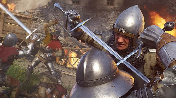 Kingdom Come: Deliverance combat