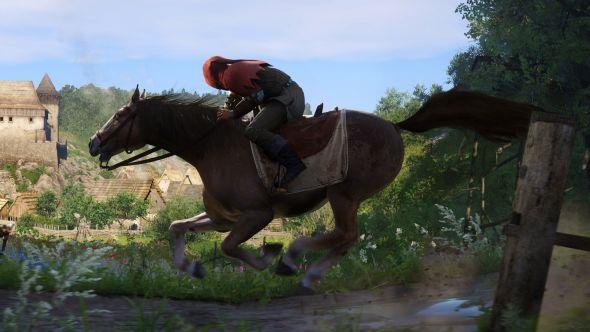 Kingdom Come Deliverance horse
