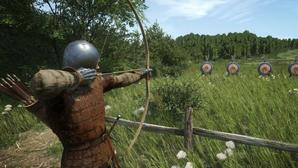 Kingdom Come: Deliverance role-playing