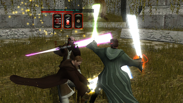 The stature of Knights of the Old Republic 2 only grows in the memory, we find.