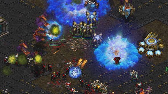 korea starcraft league