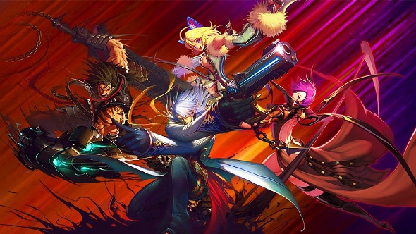 Free games: Grab a bunch of free goodies for hyper-stylish anime brawler Kritika Online!