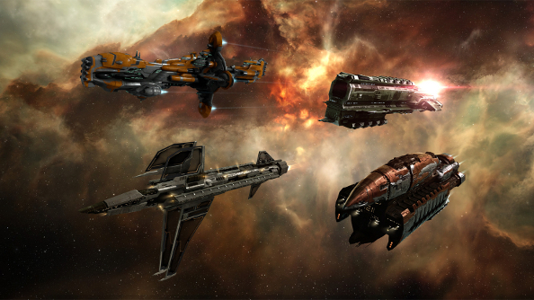 EVE Online gets the first of 10 mini-expansions, Kronos; Crius now due out a month early