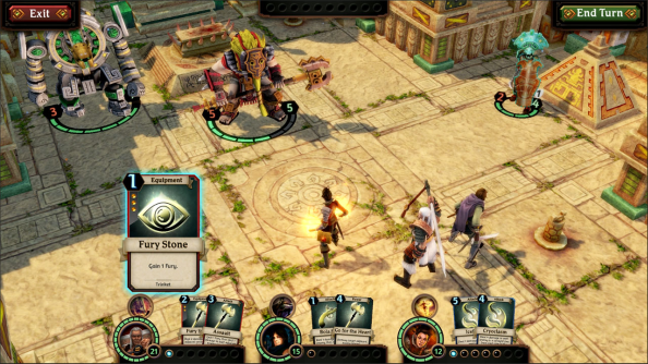 Labyrinth: the CCG so addictive that it won over a League of Legends bigwig
