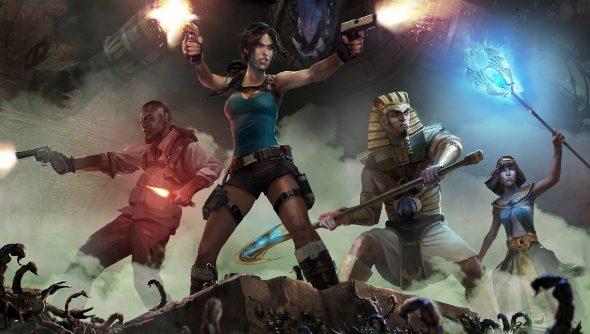 Lara Croft and the Temple of Osiris demo