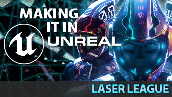 Laser League Unreal Engine 4