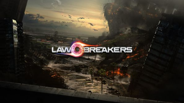 Cliff Bleszinski's new game is LawBreakers, a low-G multiplayer FPS