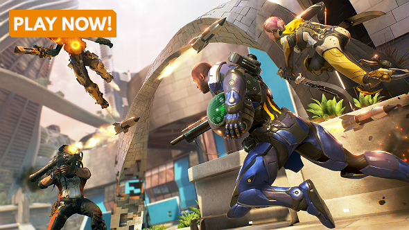 LawBreakers free weekend play now