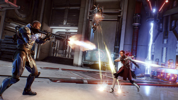 LawBreakers Overcharge mode