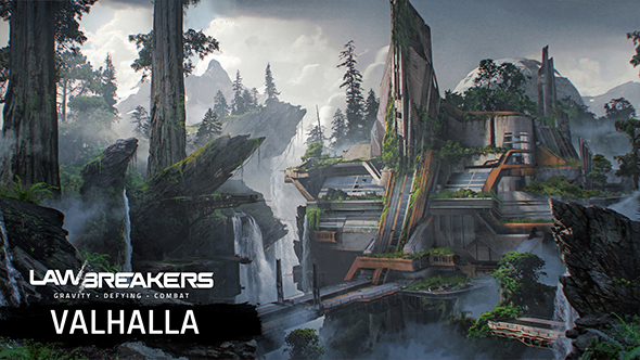 lawbreakers map valhalla