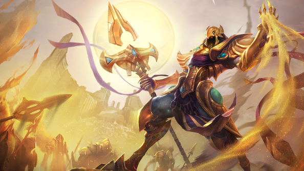 Enter sandman: Riot talk new League of Legends champion Azir, Emperor of the Sands