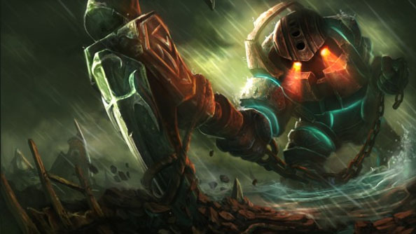 Elohell knocked out in first round of League of Legends regional finals after playing without banned teammate