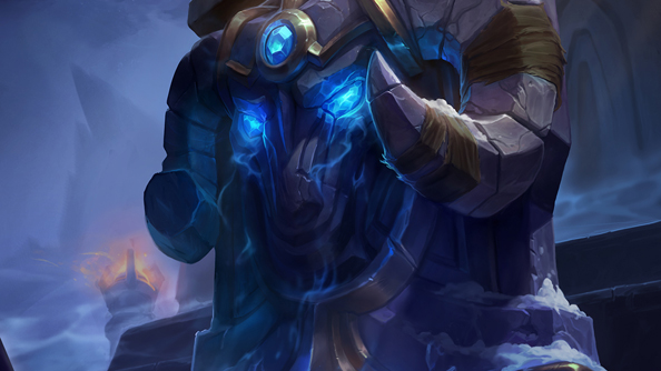 New LoL support Braum blocks projectiles - but what is a projectile anyway? Riot answer